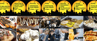 School Holidays Night Markets