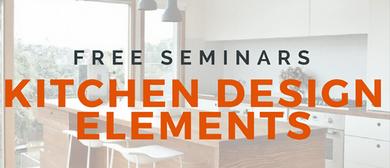 Kitchen Design Elements Seminar