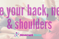 Free Your Back, Neck & Shoulders