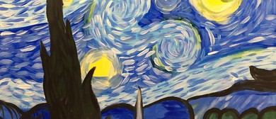 Paintvine - The Starry Night