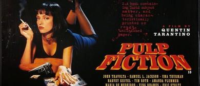 Eat The Film: Pulp Fiction
