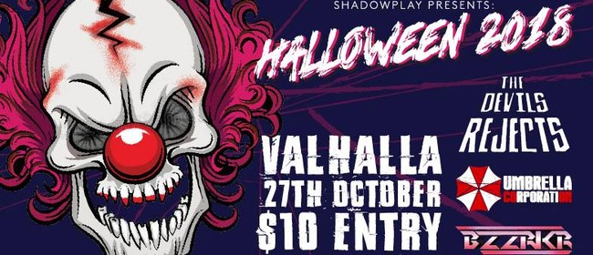 Shadowplay - Halloween