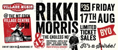 Rikki Morris & 'The Endless No'