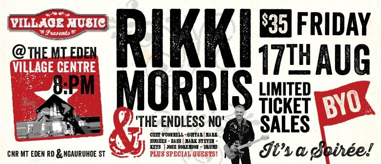 Rikki Morris & 'The Endless No'