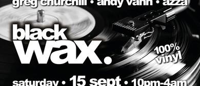 Black Wax #10 - 100% Vinyl