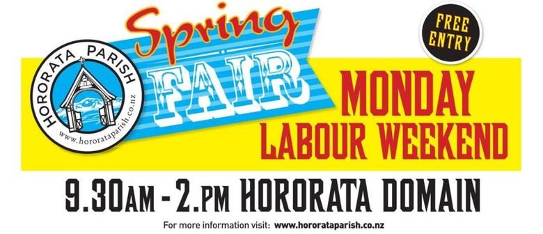 Hororata Parish Spring Fair