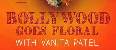 Bollywood Goes Floral