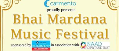 Bhai Mardana Music Festival
