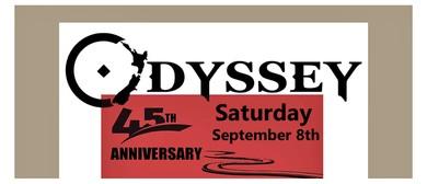 Odyssey 45th Anniversary