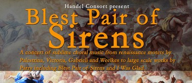 Blest Pair of Sirens by Handel Quire
