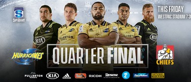 Hurricanes v Chiefs Investec Super Rugby Quarter Final