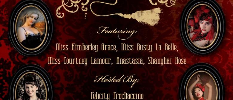 Miss Burlesque New Zealand presents The Big Tease