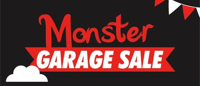 CPB Monster Garage Sale