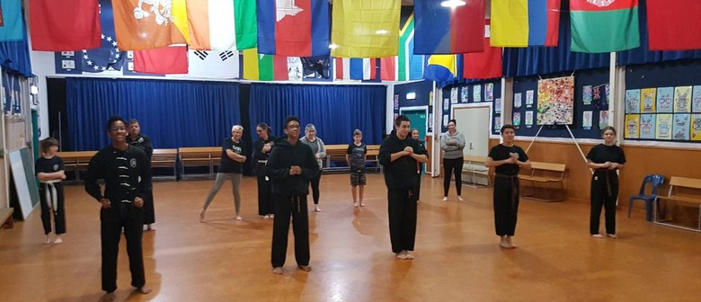 Martial Arts Grading 2018