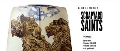 Scrapyard Saints - David Le Fleming