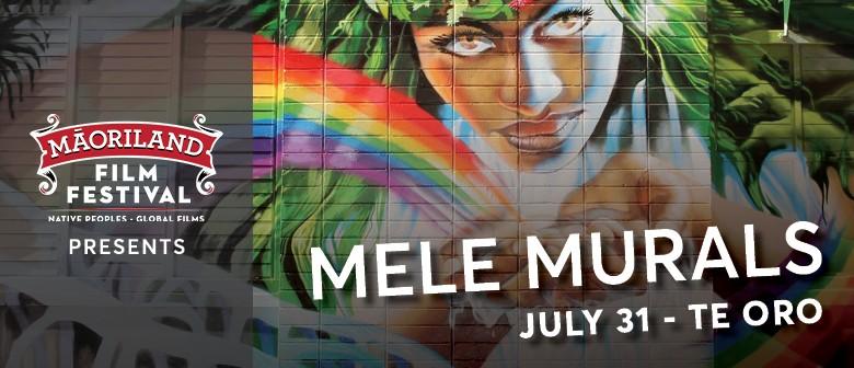 Māoriland Presents Mele Murals