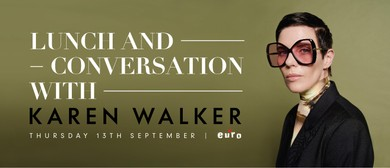 Lunch and Conversation with Karen Walker