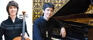 Jun & Yuuki Bouterey-Ishido in Concert