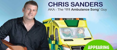 Call For The Ambulance NZ Book Tour
