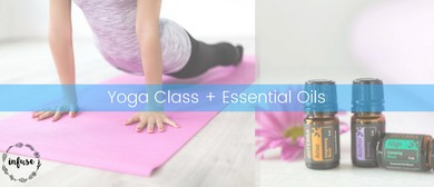 Yoga Infusion + Essential Oils