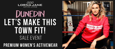 Lorna Jane Activewear Warehouse Sale Up to 60% Off!