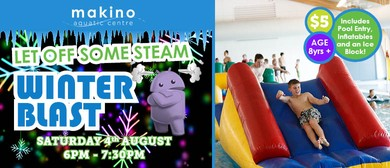 Let Off Some Steam: Winter Blast Pool Party