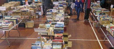 St Peter's Hall Paekakariki Book Fair