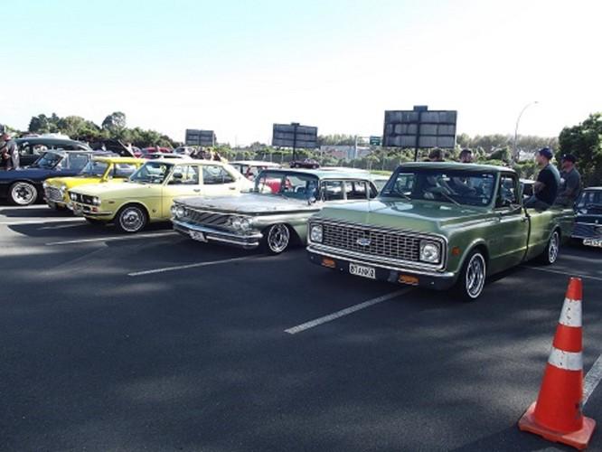 Classics Car Meet Hamilton Eventfinda - Classic car meets near me