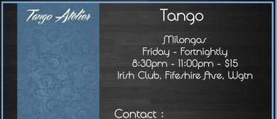 Tango Milonga - Argentine Tango Social Dance
