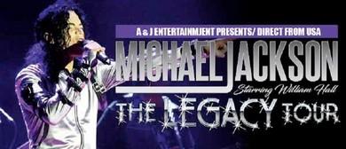 Michael Jackson Legacy Tour