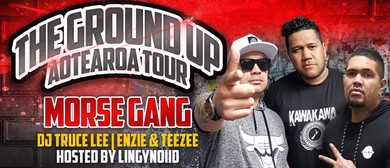 Morse Gang 'The Ground Up' Aotearoa Tour