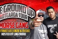 Morse Gang 'The Ground Up' Aotearoa Tour