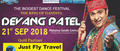 Dandiya King Devang Patel