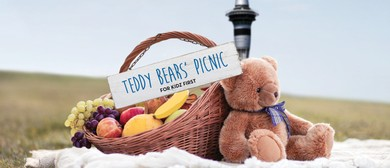 Sky Cafe Teddy Bears Picnic for Kidz First Charity