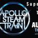 Apollo SteamTrain - Superstition Tour
