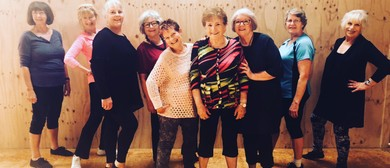 Forever Young 60+ Dance Class