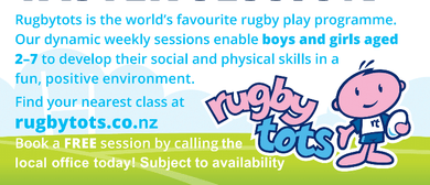 Rugbytots Weekly classes