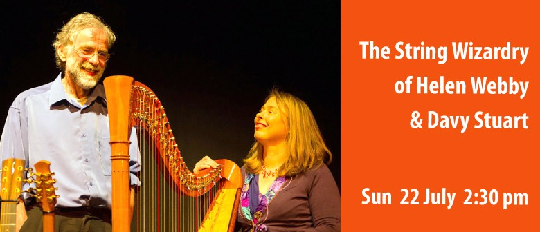 The String Wizardry of Helen Webby and Davy Stuart