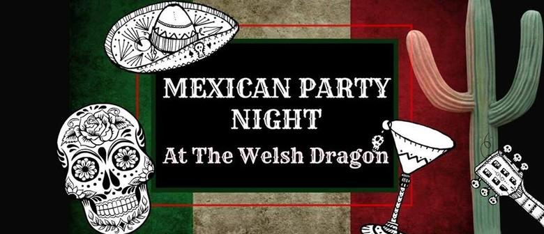 Mexican Night - DJ Tony