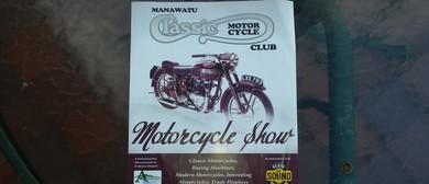 Motorcycle Show Manawatu Classic Club