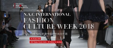 N.A.C. Fashion Culture Week in Auckland