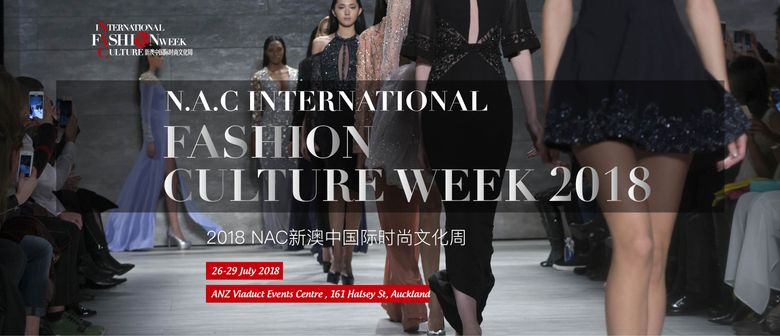 N.A.C. Fashion Culture Week in Auckland