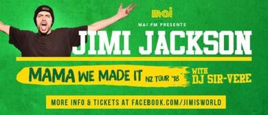 Jimi Jackson: CANCELLED