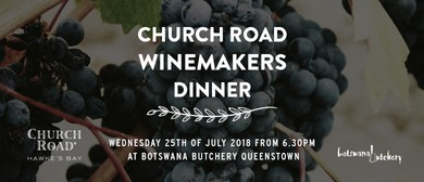 Church Road Winemakers Dinner