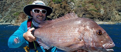 NZ Fishing Academy: Nathan O'Hearn Snapper with Softbaits