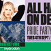All Hands on Deck, Pride Party Cruise