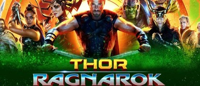 Movies On the Deck – Thor Ragnarok