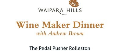 Waipara Hills Wine Makers Dinner