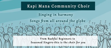 Kapi Mana Community Choir
