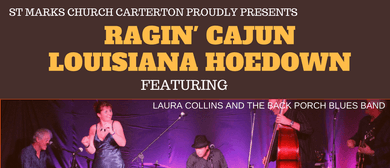 Ragin' Cajun Louisiana Hoedown